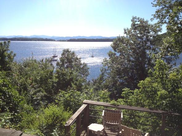 Hello Lake Champlain