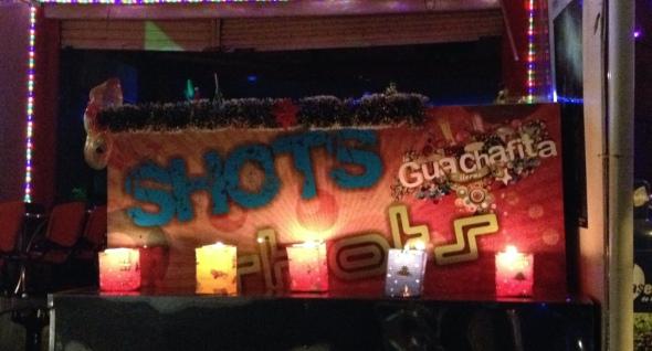 Shots and Velitas